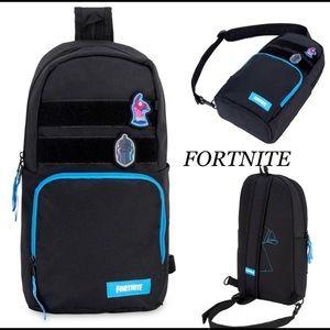 🥳 HOST PICK 👑 Fortnite sling pack backpack